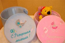 Подарки своими руками с рождением сына