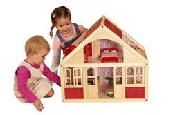 игрушечный дом