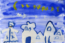 Стихи о зиме зимние стихи